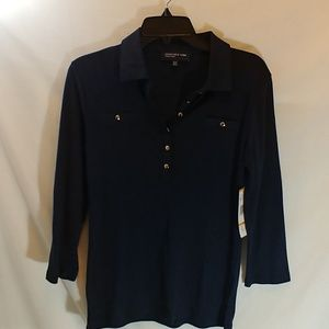 Jones New York signature women's top Sz S